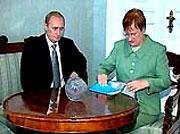 В отношении притеснения русских в странах Балтии Тарья Халонен осталась непреклонной