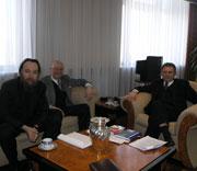 В турецком Посольстве