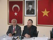 Евразийское турне А.Г.Дугина по Турции