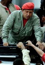 Уго Рафаэль Чавес Фриас - победитель