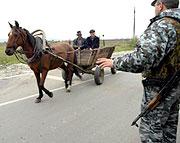 Если нашим осетинским и абхазским братьям будет грозить уничтожение, Россия будет вынуждена против своей воли взять Абхазию и Южную Осетию под свою опеку