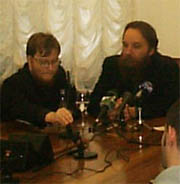 В.Коровин и А.Дугин