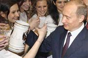 Феномен рейтинга Путина